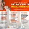 CRF promove palestras pelo Dia do Uso Racional de Medicamentos