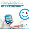 CFF realiza rastreamento de casos suspeitos de diabetes, no Brasil