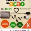 Farmacêuticos realizam ação em Teresina e Floriano