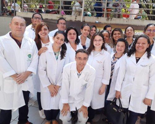 CRF conclui oitavo curso de vacinas em 2019