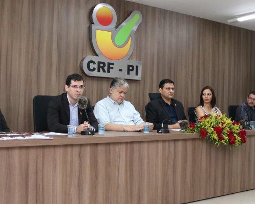 CRF-PI elege conselheiros e nova diretoria