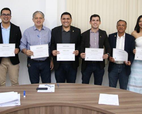 Diplomação e posse dos novos conselheiros e diretoria do CRF-PI