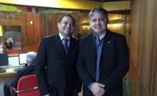 Evaldo Gomes e Italo Rodrigues